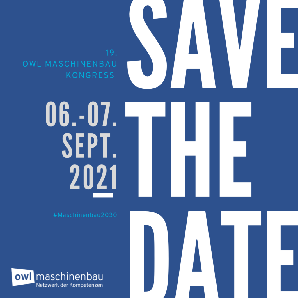 Save-the-Date Kongress 2021
